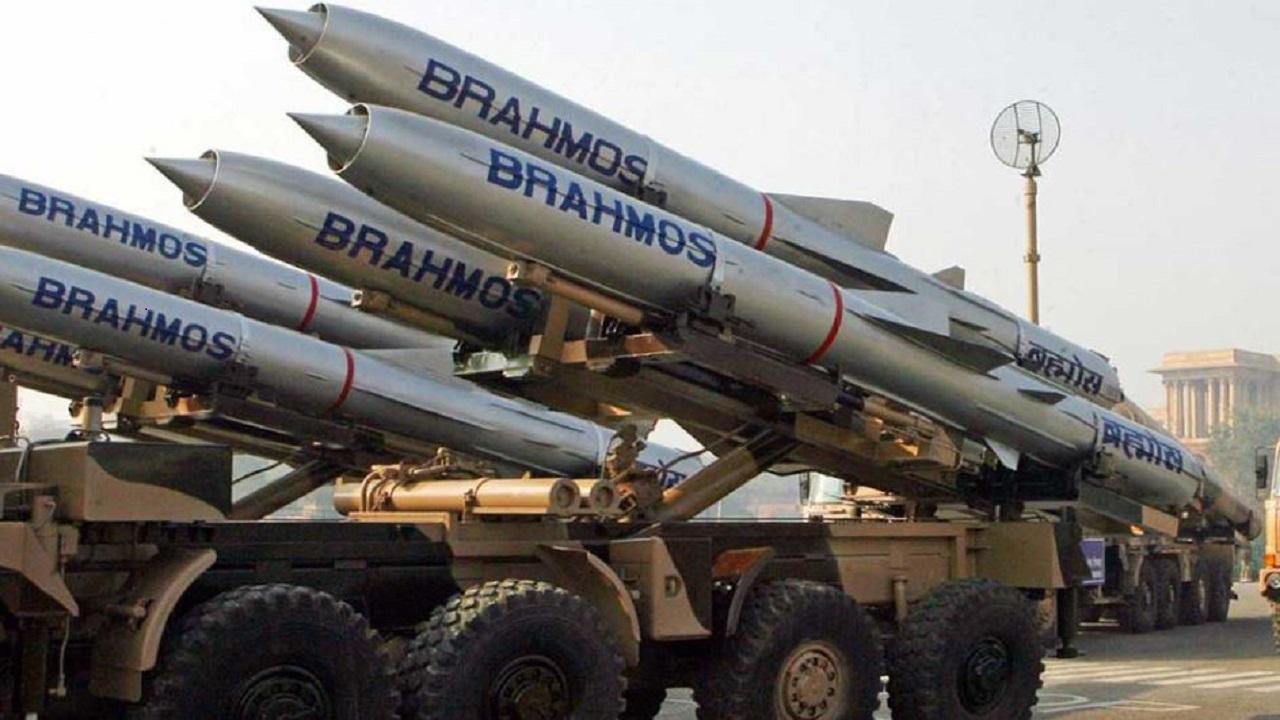 BrahMos supersonic cruiseMissile