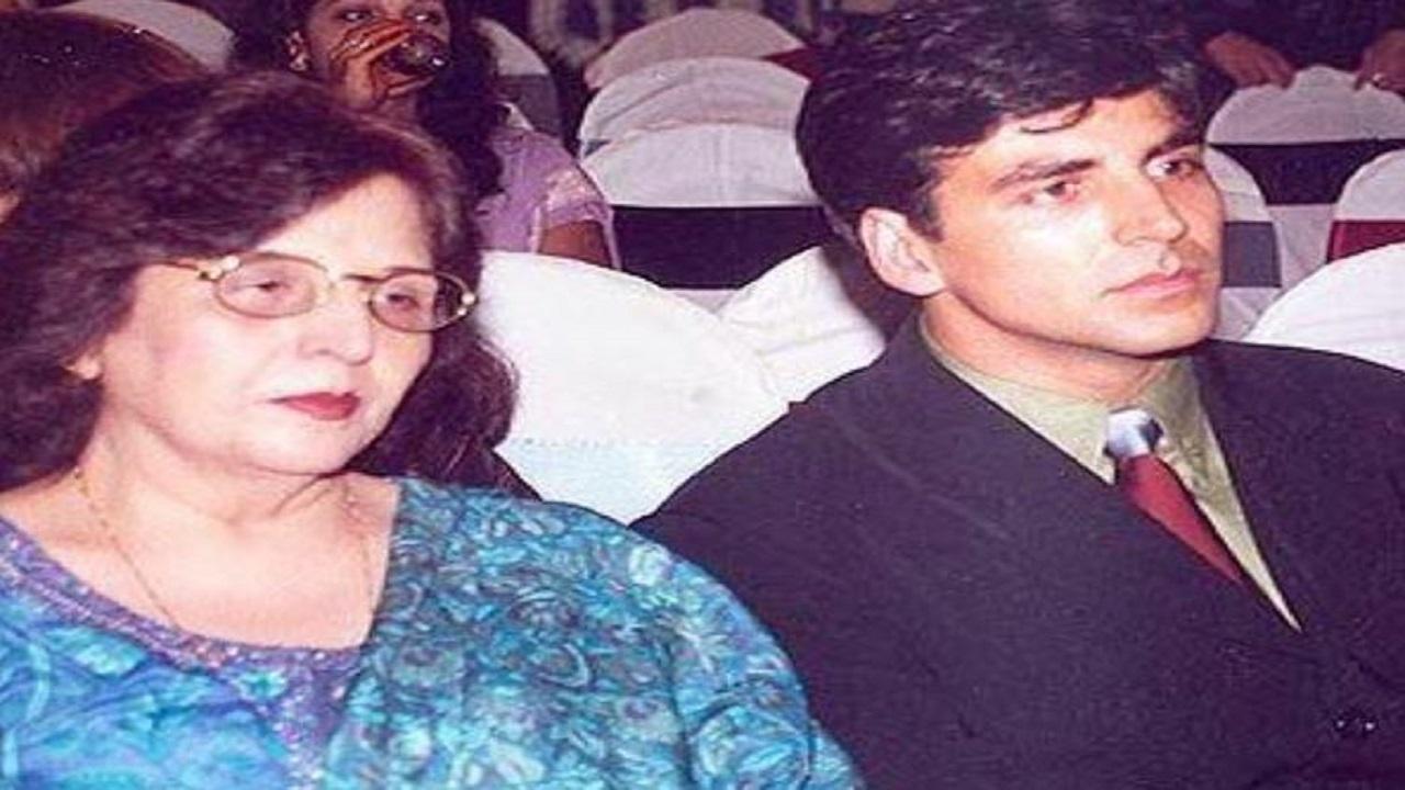अक्षय कुमार की मां अरुणा भाटिया का निधन, एक्टर ने किया इमोशनल पोस्ट
