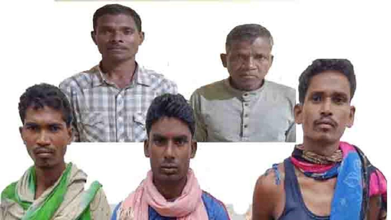 छत्तीसगढ़: बीजापुर में सुरक्षाबलों को मिली बड़ी कामयाबी, गश्त के दौरान 5 नक्सलियों को गिरफ्तार किया