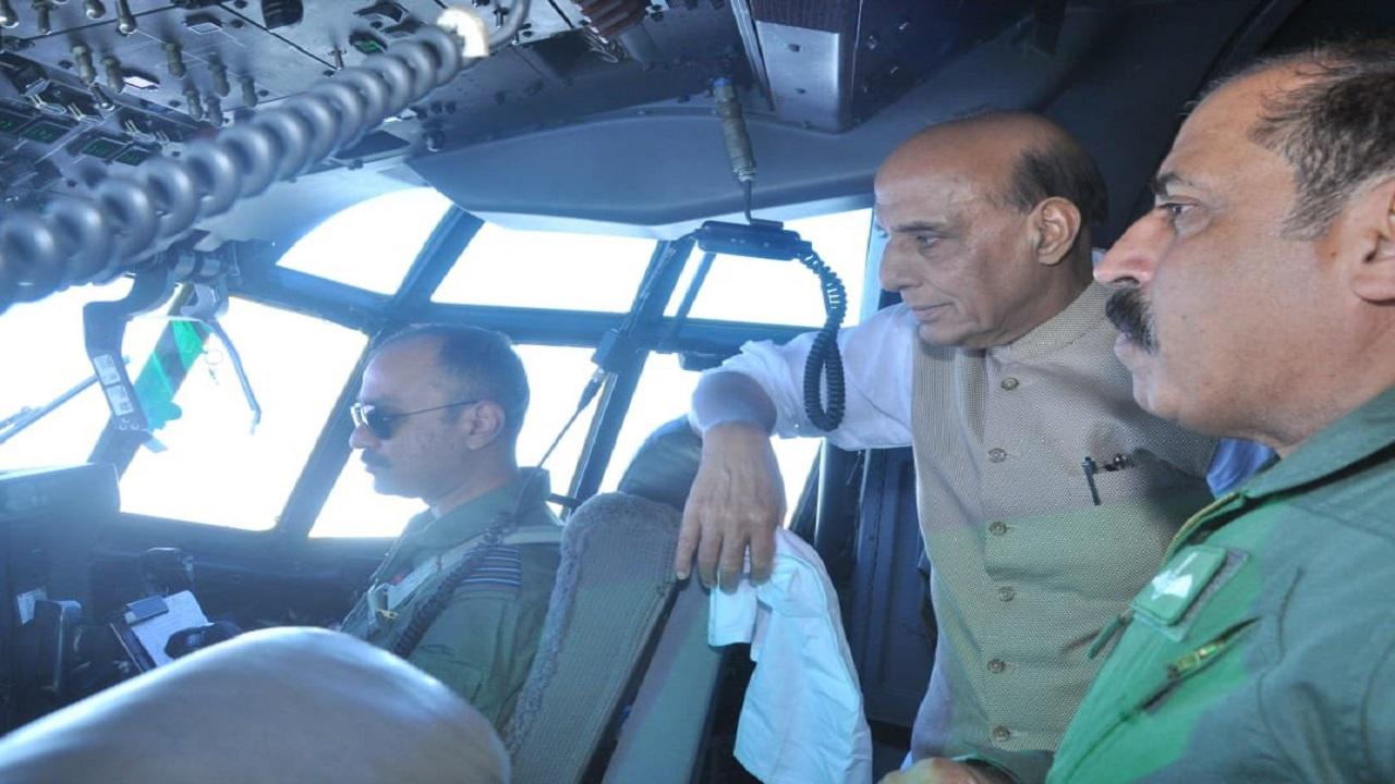 भारत किसी भी चुनौती को स्वीकार करने को तैयार, हम अपनी रक्षा के लिए पूरी तरह सक्षम- राजनाथ सिंह