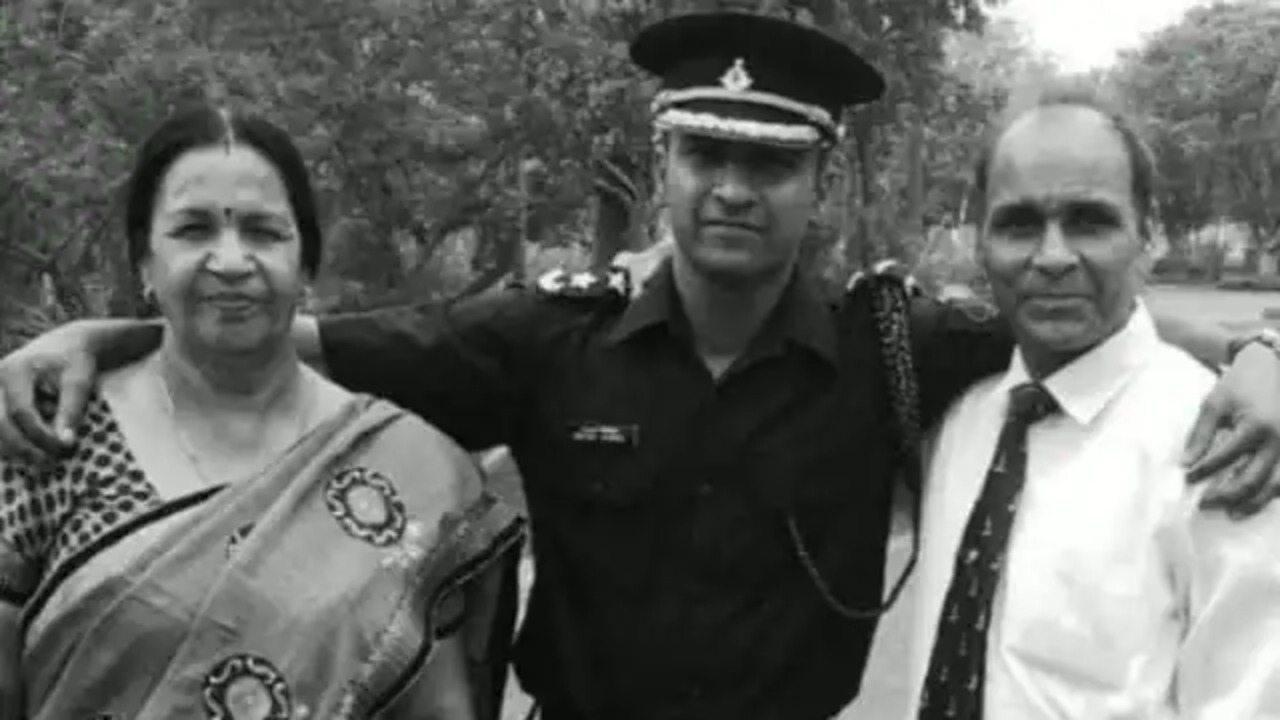 Major Mayank Vishnoi