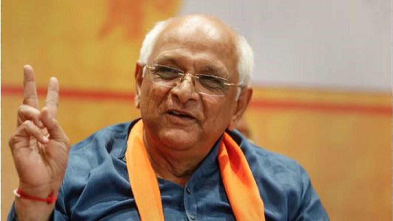 गुजरात: भूपेंद्र पटेल ने राज्य के 17वें मुख्यमंत्री के तौर पर शपथ ली, अमित शाह समेत कई बड़े नेता रहे मौजूद