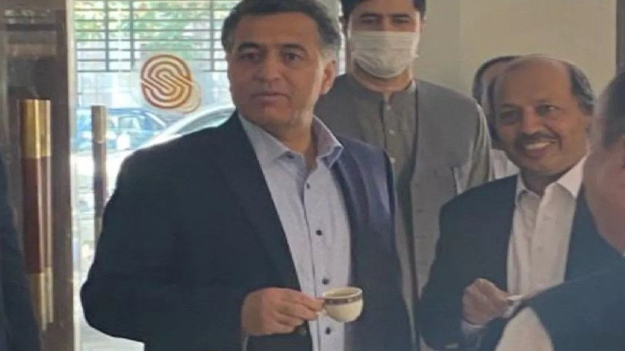 """""""तालिबान की मदद के लिए पाकिस्तानी खूफिया एजेंसी ISI के चीफ पंजशीर में मौजूद""""- ईरानी सांसद का आरोप"""