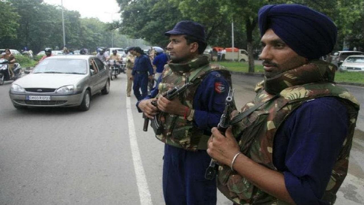 पंजाब में हाई अलर्ट: आईएस के 4 आतंकियों की गिरफ्तारी के बाद राज्य सरकार ने लिया फैसला
