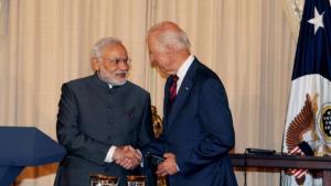 भारत और अमेरिका के बीच और मजबूत होंगे सैन्य रिश्ते, उन्नत तकनीक साझा करने को तैयार हुये जो बाइडेन