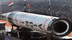 आज भारत कर सकता है 'अग्नि-5' का परीक्षण, जानें इस बैलिस्टिक मिसाइल की खासियत