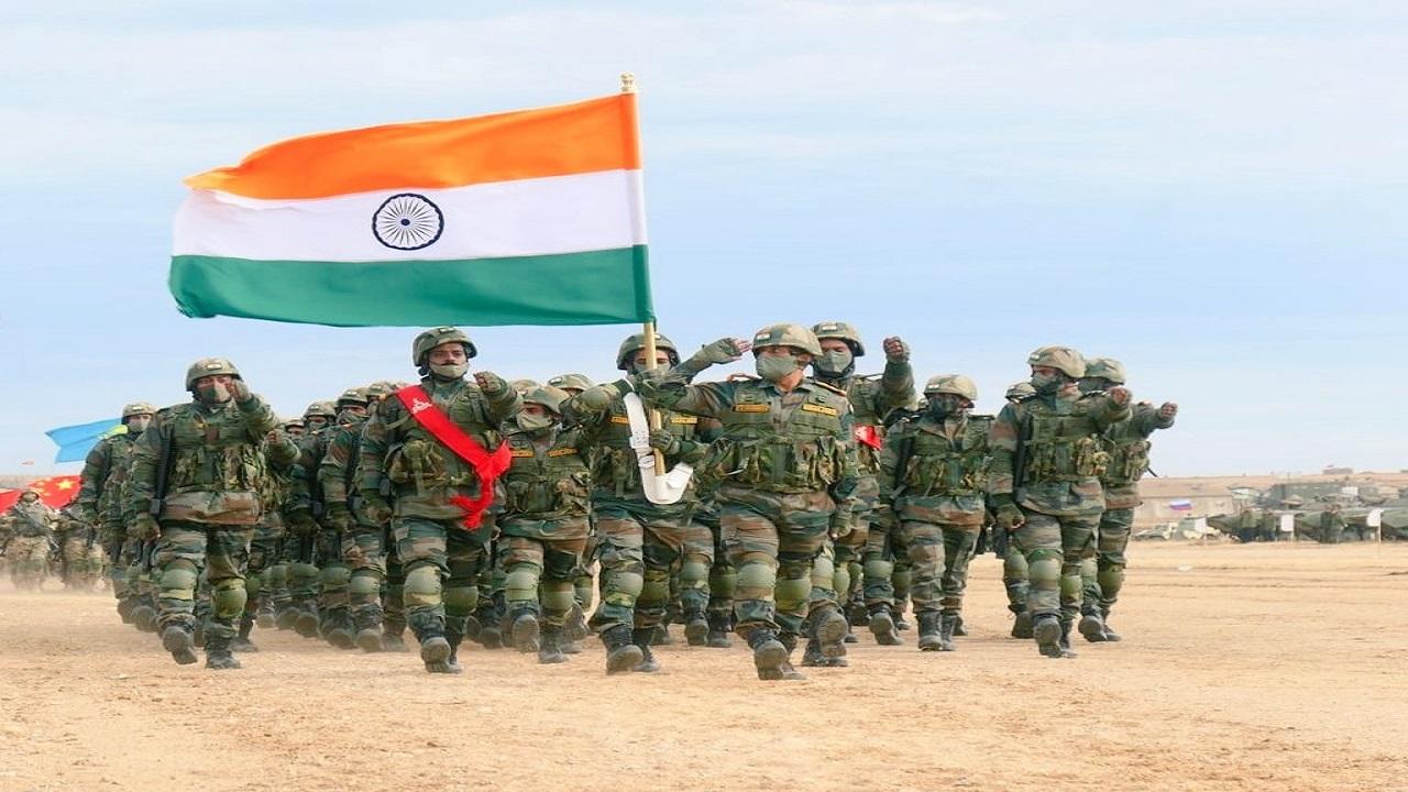 SCO का सैन्य अभ्यास 'Peaceful Mission 2021' हुआ खत्म, भारतीय सेना ने भी लिया हिस्सा; देखें PHOTOS