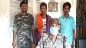 झारखंड: गढ़वा में पुलिस को मिली कामयाबी, 14 सालों से फरार नक्सली को दबोचा