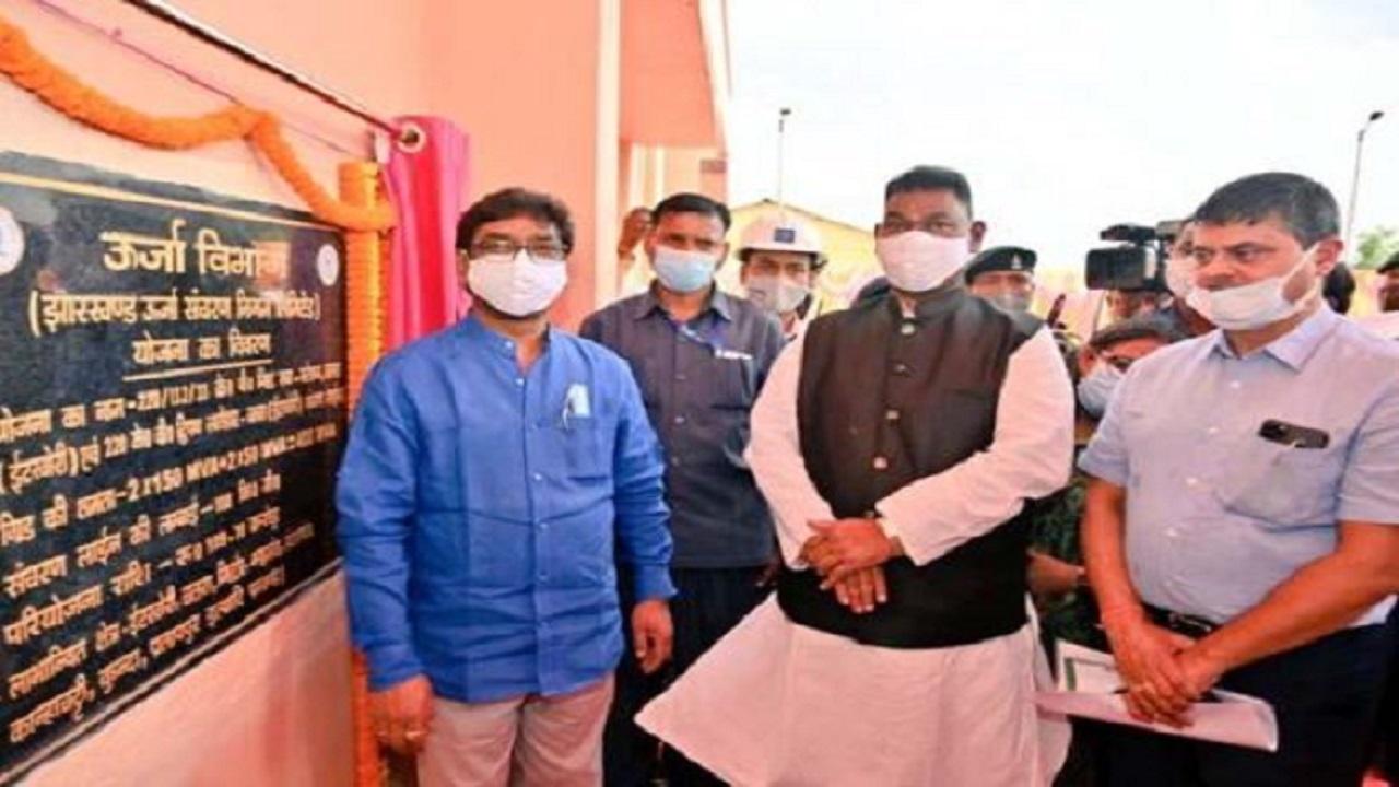 झारखंड: सीएम ने की 467.28 करोड़ की विकास योजनाओं की शुरुआत