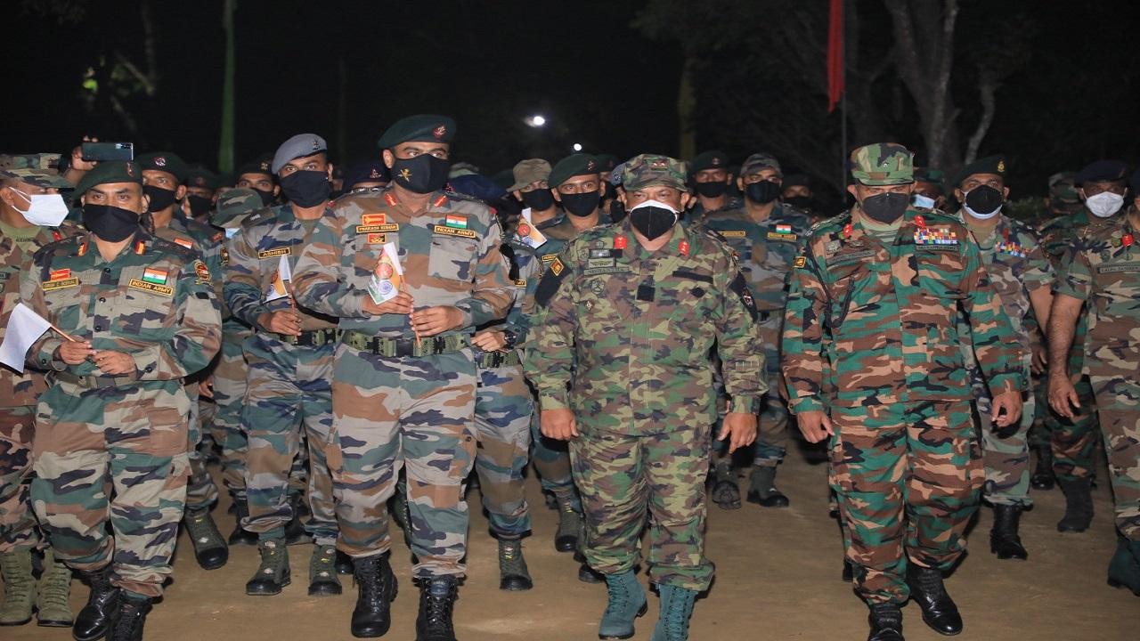 भारत-श्रीलंका के बीच संयुक्त सैन्य अभ्यास 'Mitra Shakti 21' शुरू, भारतीय सेना के 120 जवान ले रहे हिस्सा
