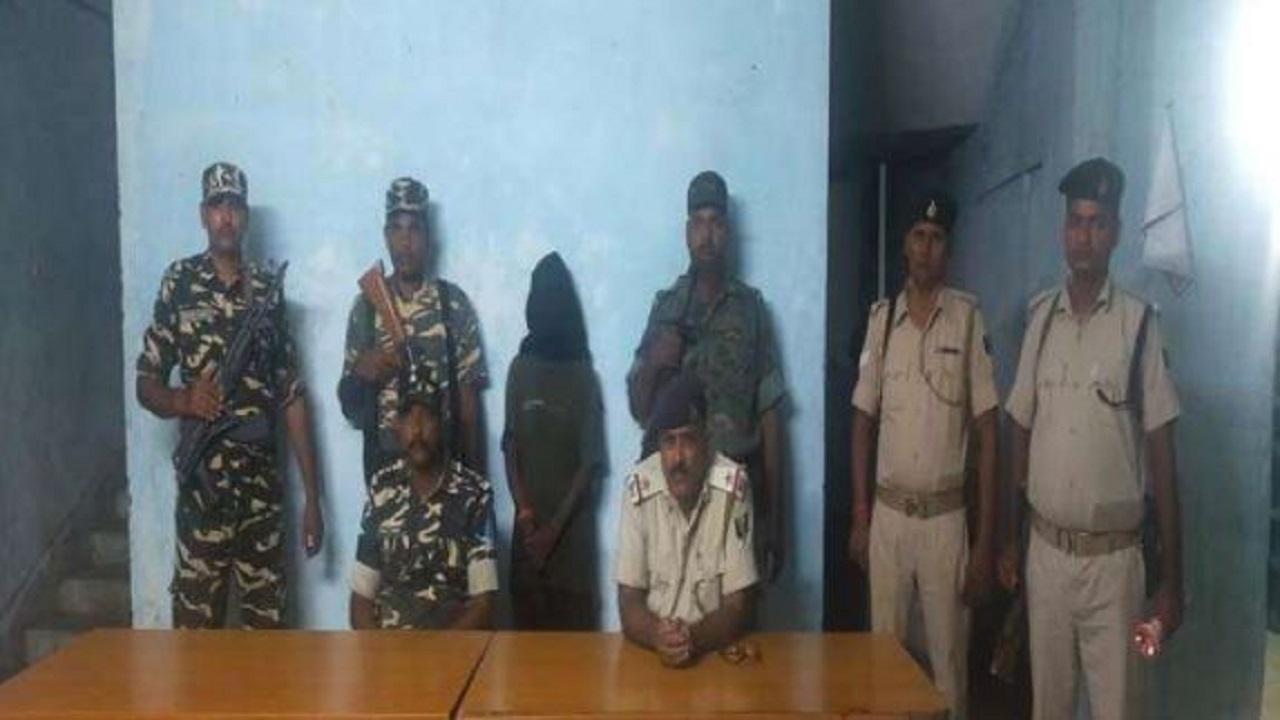 बिहार: रोहतास में पुलिस को मिली बड़ा कामयाबी, सालों से फरार नक्सली को दबोचा