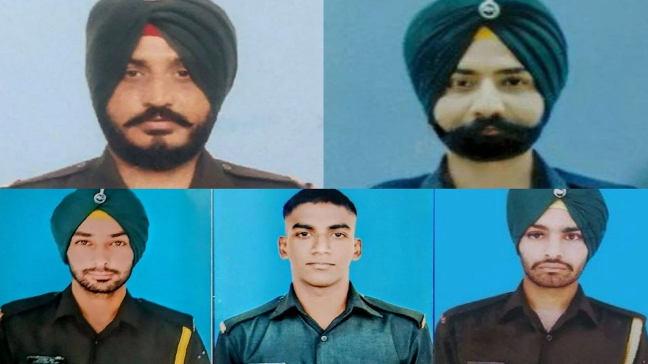 जम्मू कश्मीर- पुंछ में अत्याधुनिक हथियारों के साथ विदेशी आतंकियों ने की घुसपैठ, मुठभेड़ में सेना के 5 जवान शहीद