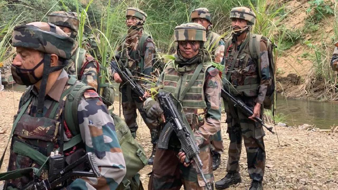 नगालैंड: असम राइफल्स ने म्यांमार सीमा से 3 उग्रवादियों को धर दबोचा, भारत में हमले की थी योजना