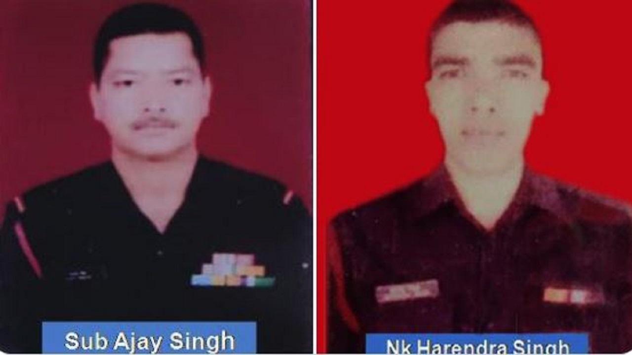 जम्मू कश्मीर: पुंछ मुठभेड़ के दौरान लापता जवानों का शव बरामद, सर्च ऑपरेशन के दौरान हुये शहीद