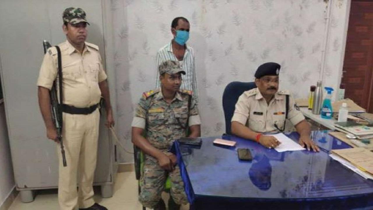 बिहार: पंचायत चुनाव में गड़बड़ी का कर रहा था प्लान, 10 साल से फरार नक्सली गिरफ्तार
