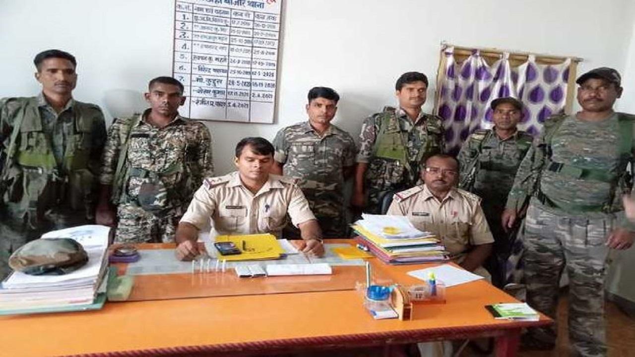 झारखंड: पलामू में टीएसपीसी का नक्सली चढ़ा पुलिस के हत्थे, संगठन को पहुंचाने जा रहा था कारतूस
