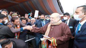 पाकिस्तान से नहीं बल्कि कश्मीरियों से बात होगी, यहां के नौजवानों से दोस्ती करना चाहता हूं- अमित शाह