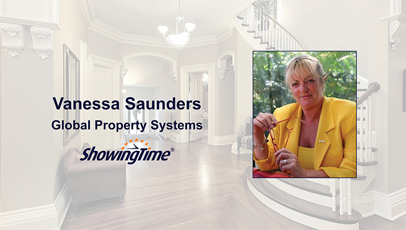 """Vanessa Saunders & Agents """"Thrilled"""" with the ShowingTime Appointment Center"""