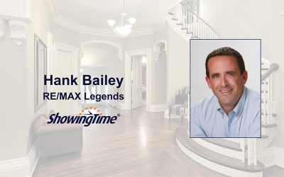 Hank Bailey, Real Estate Technology & The ShowingTime Appointment Center