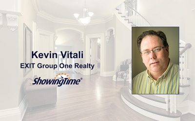 "Kevin Vitali ""Frees Up Time"" With the ShowingTime Appointment Center"
