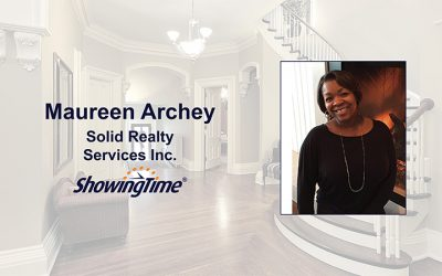 Maureen Archey & the 'Amazingly Convenient' ShowingTime for the MLS