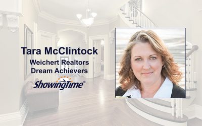 Tara McClintock & the ShowingTime Appointment Center