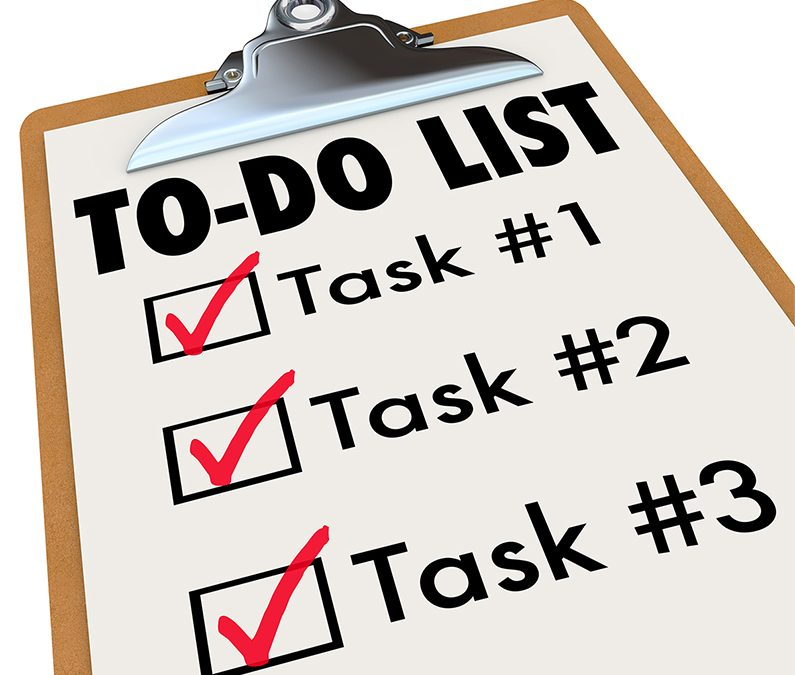 Prioritize Your To-Do's With Task List