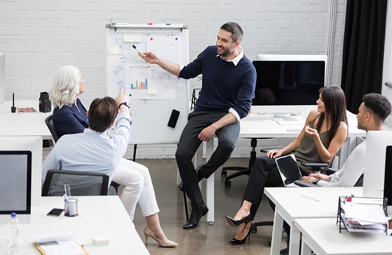 Effects of Teams on Real Estate Leadership