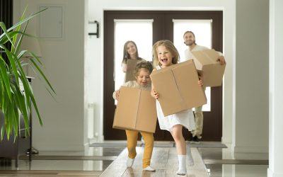 NAR Report: Moving with Kids in 2018