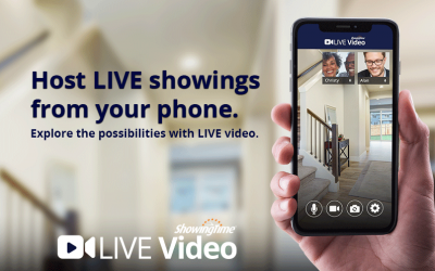 Have you Heard About ShowingTime LIVE Video?