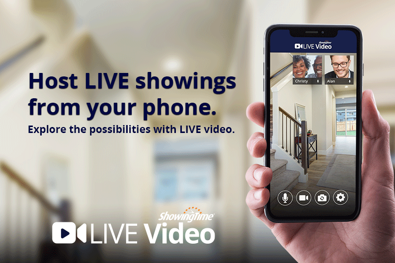 Click here to learn more about ShowingTime LIVE Video