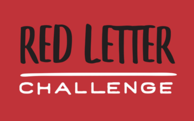 Red Letter Challenge: Kiddo Edition