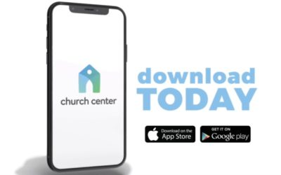 Download the Church Center App