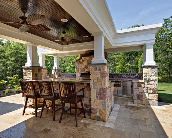 Memorial Day Celebrations In Spectacular Outdoor Living ... on Building Outdoor Living Space id=68963
