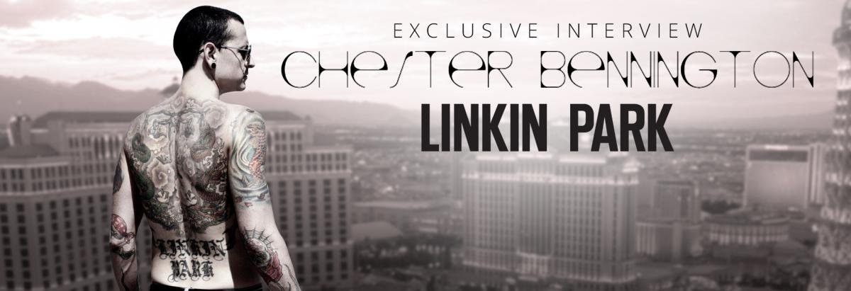 Exclusive Interview Chester Bennington Tattoo Com