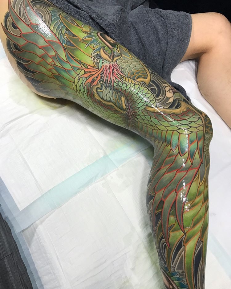 Tententattoo: Tattoo.com Top 50 Tattoos Of The Month: #11-38