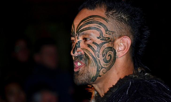 Maori Tattoos As Social Indicators
