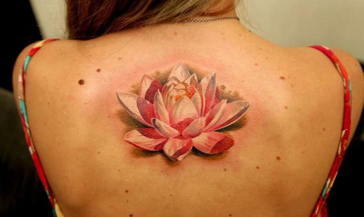 7 Beautiful Lotus Flower Tattoos Tattoocom