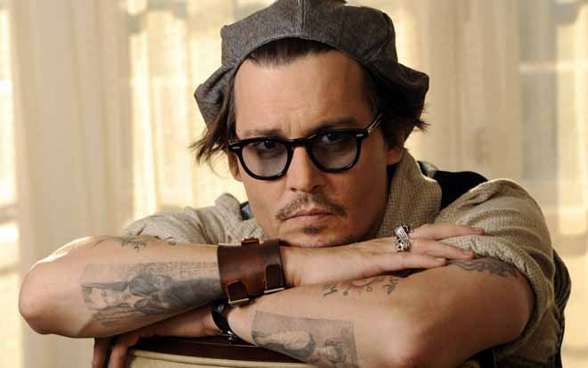 efbad27c15e44 Acclaimed actor Johnny Depp has always been a bit of a recluse and  eccentric. Known for his roles in Edward Scissorhands and Pirates of the  Caribbean, ...