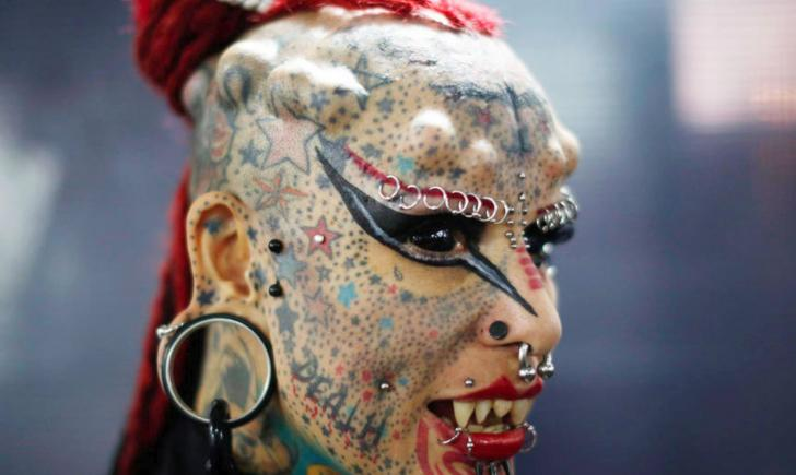 Extreme Body Modification: Beyond Tattoos and Piercing - Tattoo.com