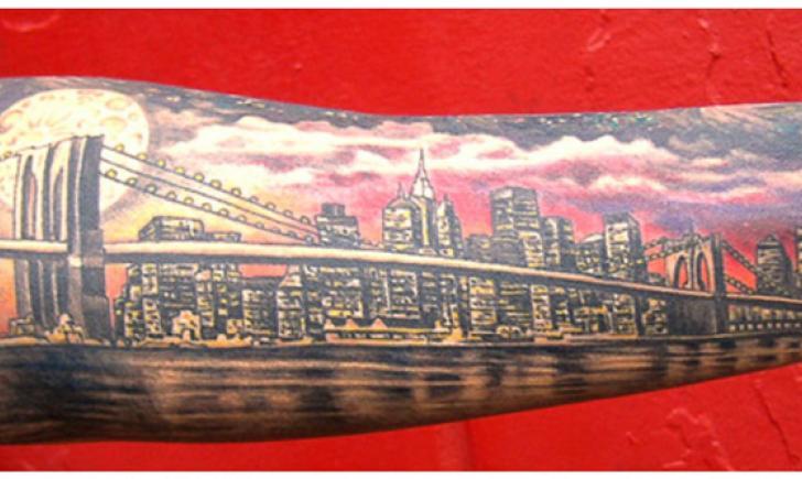 New York Tattoos - Tattoo.com