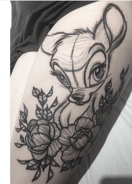 10 Disney Tattoos That Will Make You Believe In Magic Tattoo Com