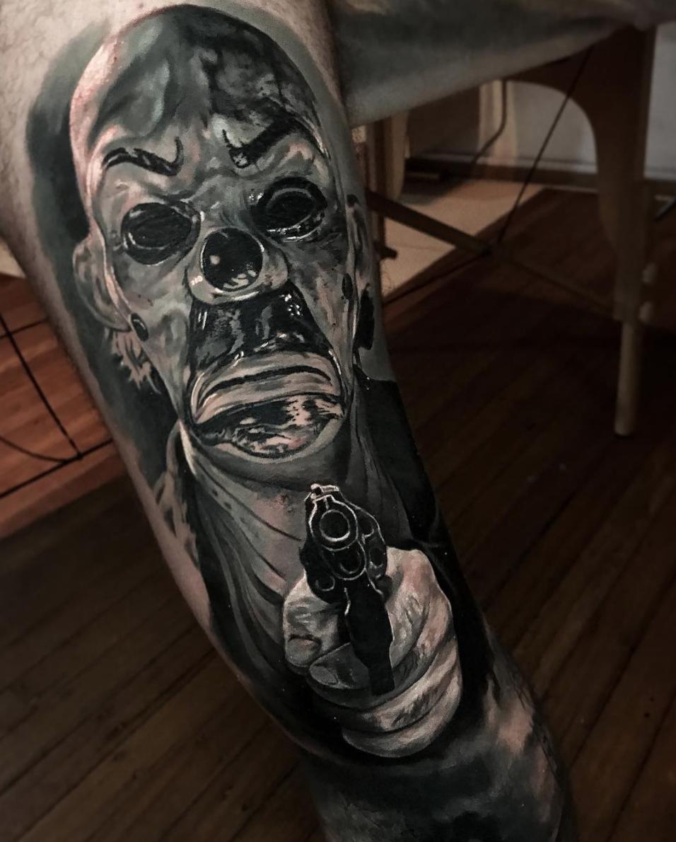 The 13 Most Disturbing Tattoos Of 2017 Tattoocom