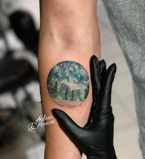 Tattoo Artist Spotlight: Andrea Morales