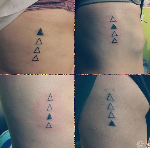 Cleaver Tattoos: 10 Clever Tattoo Ideas For Siblings