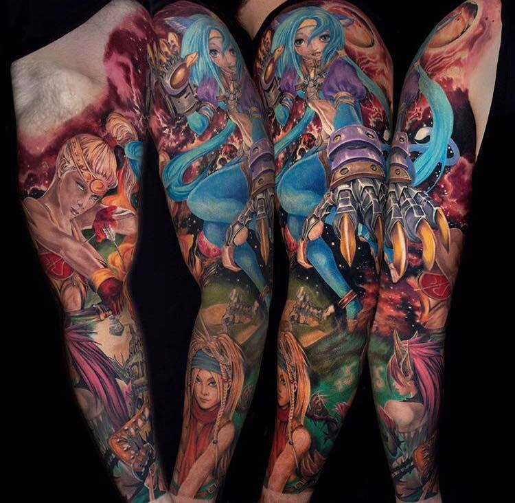Top 50 tattoo artists to watch in 2018 for Best tattoo artists in northern california