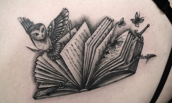Tattoo Inspiration For The Book Lover In Your Life Tattoo Com Последние твиты от the tattooed book (@thetattooedbook). tattoo inspiration for the book lover