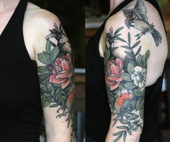 10 Of The Least Painful Places To Get Tattooed