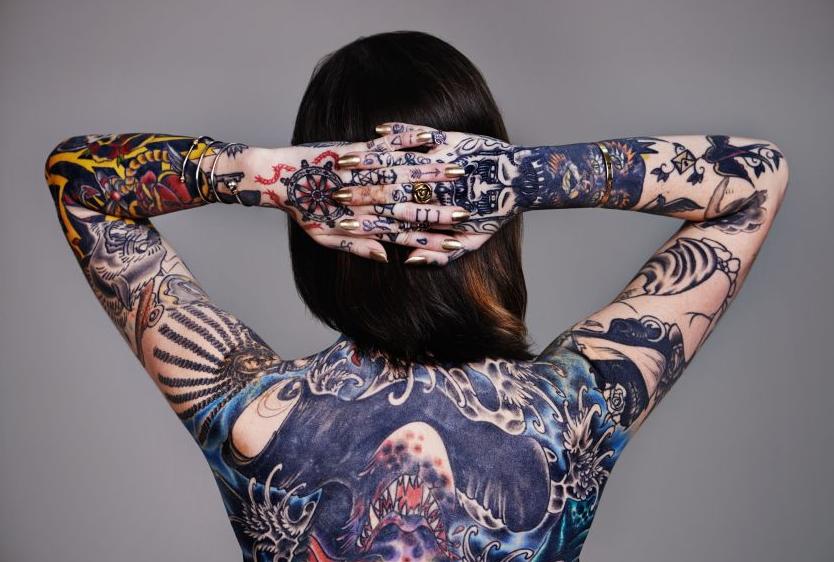 You Wont Believe This Vegan Tattoo Tattoocom