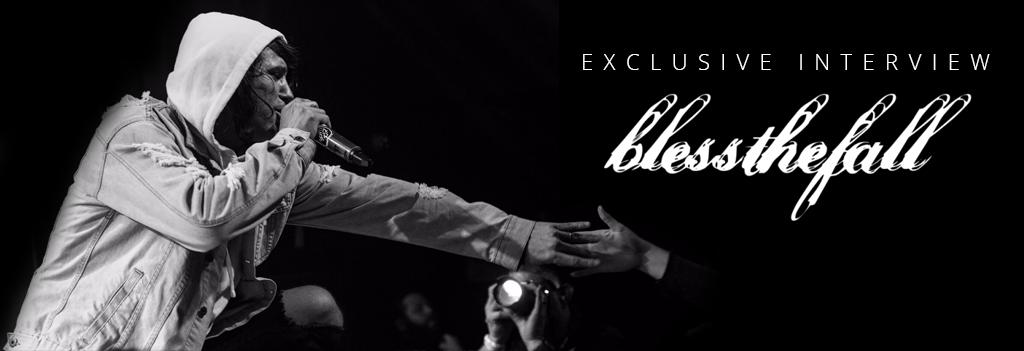 Exclusive Interview: Beau Bokan - blessthefall - Tattoo.com